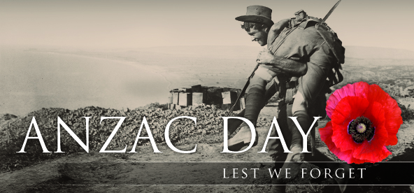 The resonances of ANZAC day