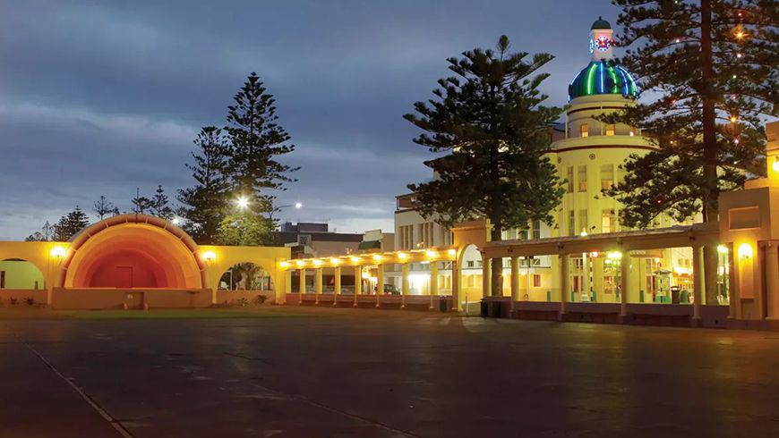 Hawkes Bay - an attractive destination